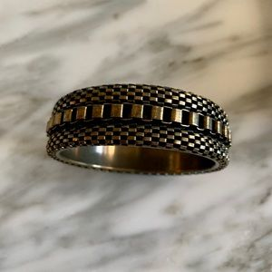 Jewelry - Vintage brass metal bracelet